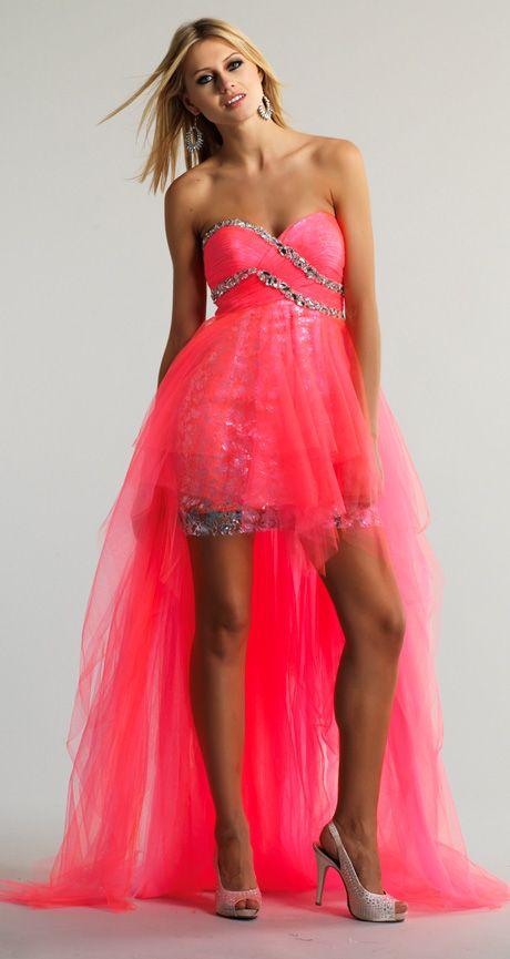 Znalezione obrazy dla zapytania różowo-fioletowe sukienki długa