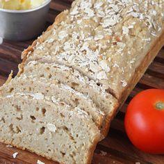 Nyttig limpa helt utan vetemjöl! Behöver inte jäsa och innehåller ingredienser man oftast har hemma!