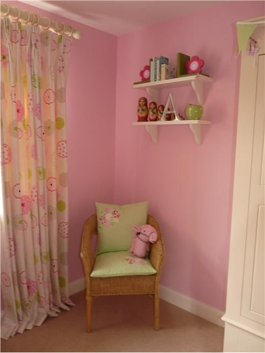 An inspirational image from Farrow and Ball. Nancy's Blushes