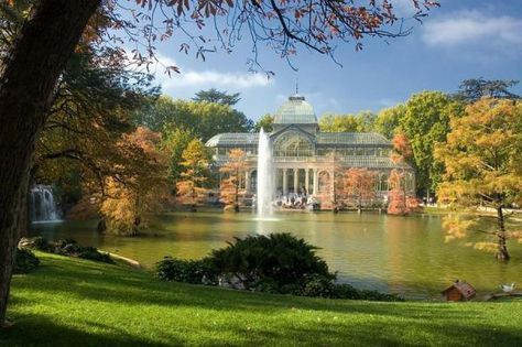 Que voir à Madrid (Parque del Buen Retiro)