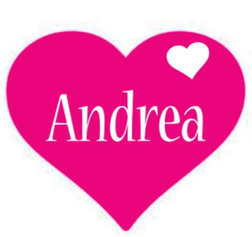 Andrea...my best friend who passed away from cancer.  I know she is singing with the heavenly angels because she was an Angel here on this earth.  I miss you always.