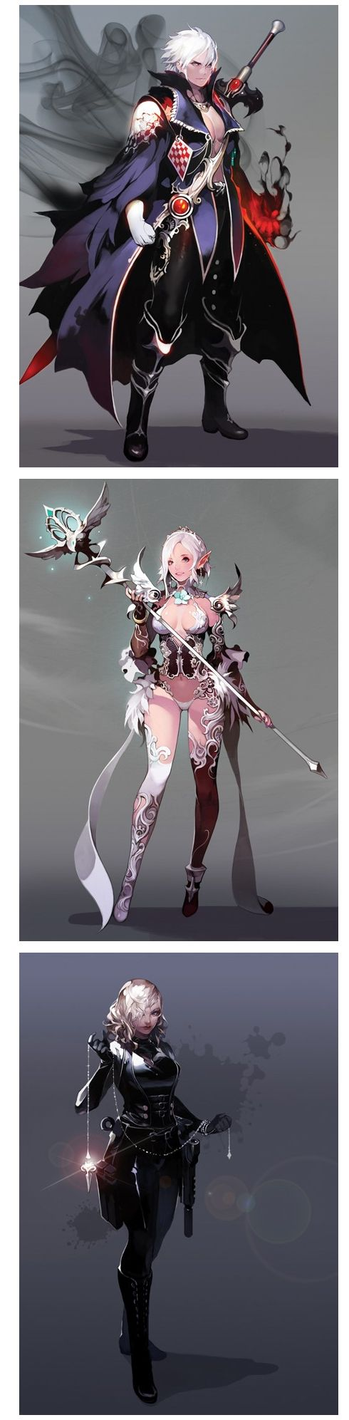 47 best art images on pinterest | female characters, anime