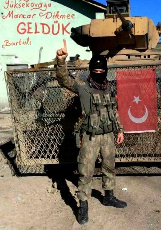 Turkish ACV-300 IFV during Turkey-PKK conflict in 2016.