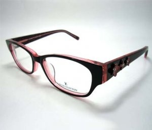wholesale cheap fashion z0138e louis vuitton eyeglasses in wine