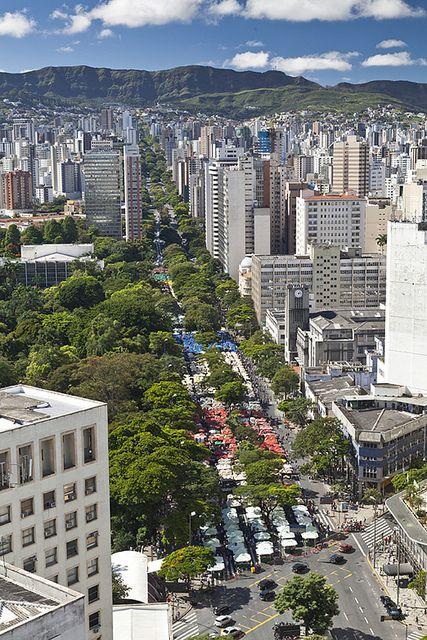 Belo Horizonte, Minas Gerais, Brasil #LugaresDRF