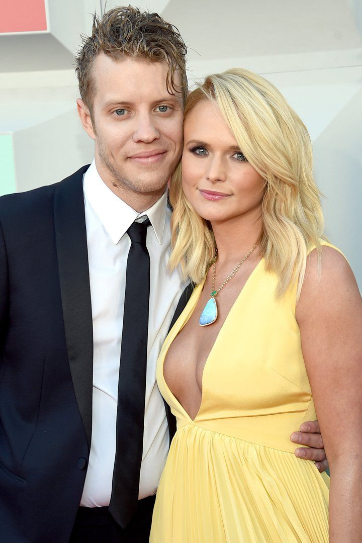 Miranda Lambert and Anderson East Made Their Red Carpet Debut as a Couple at the ACM Awards