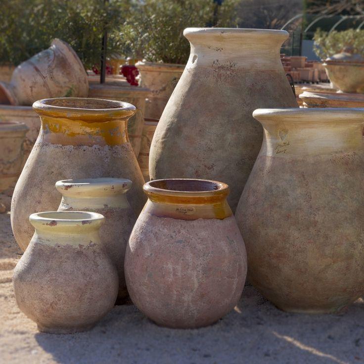 Les 25 meilleures id es de la cat gorie poterie d anduze - Idee de poterie ...