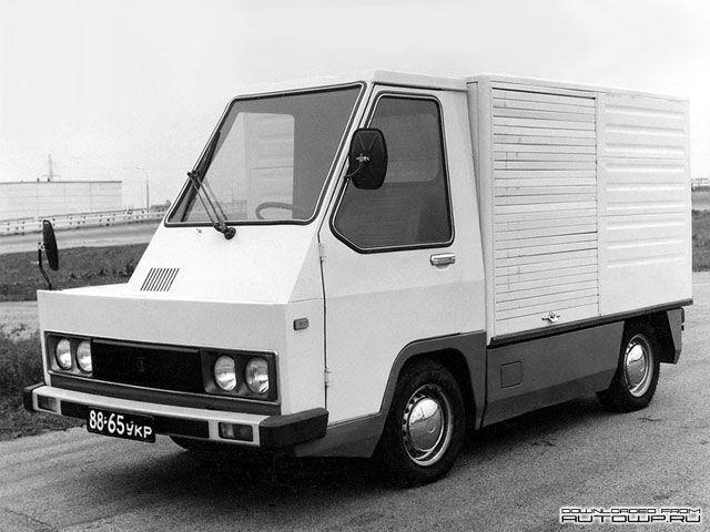 ВАЗ 2802-01 Пони Опытный (1980)