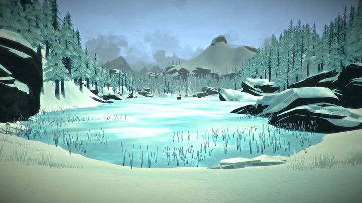 The Long Dark Game Beautiful Scenes