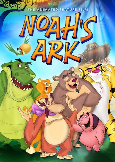Noah's Ark DVD US/CAN 4/7