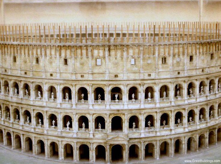 1000 Images About Roma Amphitheatrum Flavium On