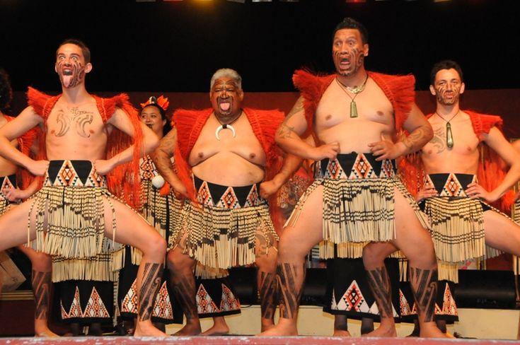 52ο Φεστιβάλ φολκλόρ. Νεοζηλανδοί. 17 - 24/08/2014