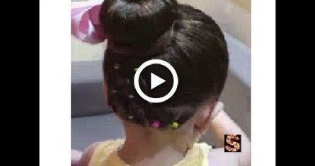 3 coiffures naturelles mignonnes pour les petites filles | Coiffure rapide et facile 5 minutes | Ki