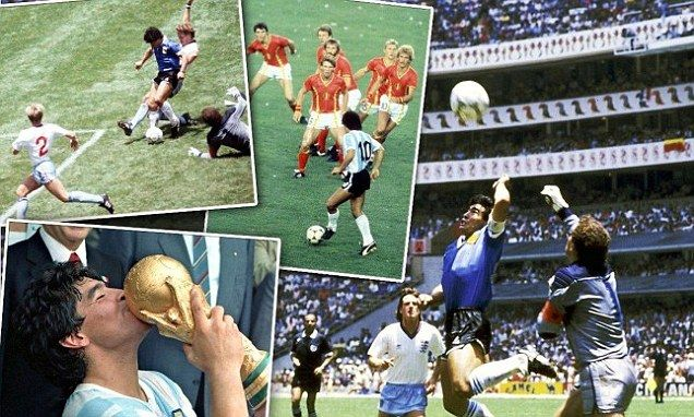 Glorious and tragic, gifted and flawed, Diego Maradona once scored a goal with his hand and he splits opinion but he really should not. As the World Cup carnival prepares for a return to Latin America for the first time since 1986, it is a good time to rejoice in what made him so special.