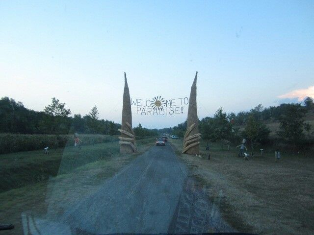 'Ozora festival' 2012.  7 day Psychedelic art & trance gathering in the beautiful nature of Hungary.