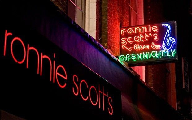 The Godfathers of Groove at Ronnie Scott's
