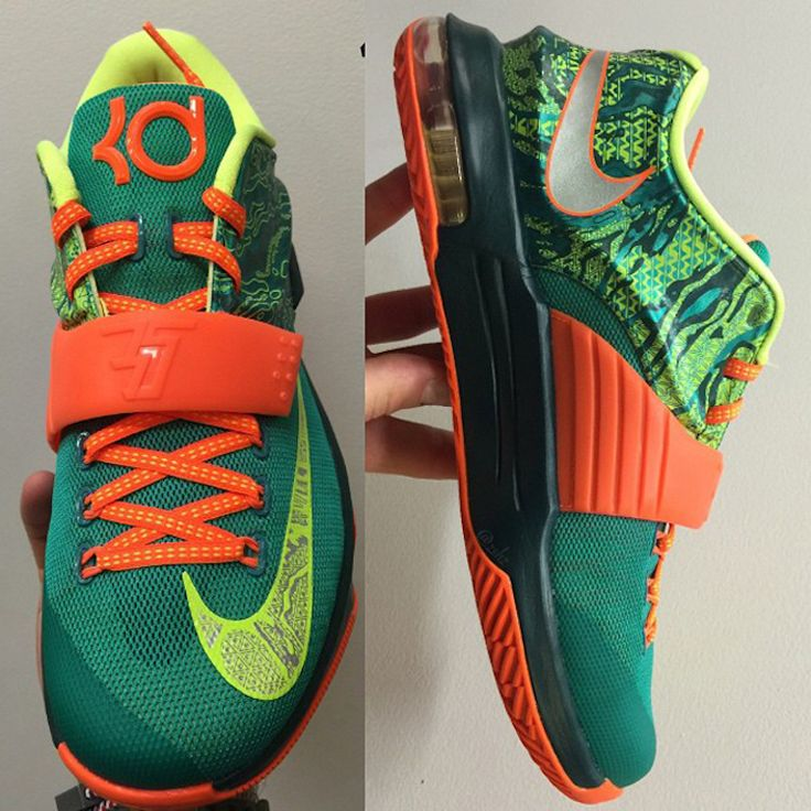 huge discount 73ce3 43177 ... closeout image the nike kd 7 gets a pb j aln brands pinterest a4acd  3c2fe