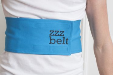ZZZ belt apnée du sommeil traitement positionnel #ApnéeDuSommeil
