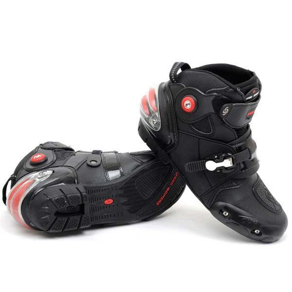 Caballeros MotorcyclE-montaña bicicleta Botas Zapatos para PRO-BIKER B1001