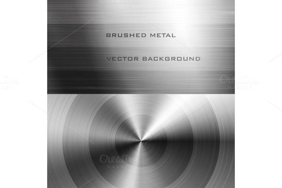 Check out Brushed metal by vasabii on Creative Market