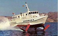 Hydroptère — Wikipédia