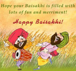 Happy Baisakhi