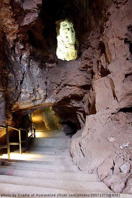 Sterkfontein Caves, Cradle of Humankind in Gauteng, South Africa - photo by Cradle of Humankind (flickr.com/photos/29572373@N08)