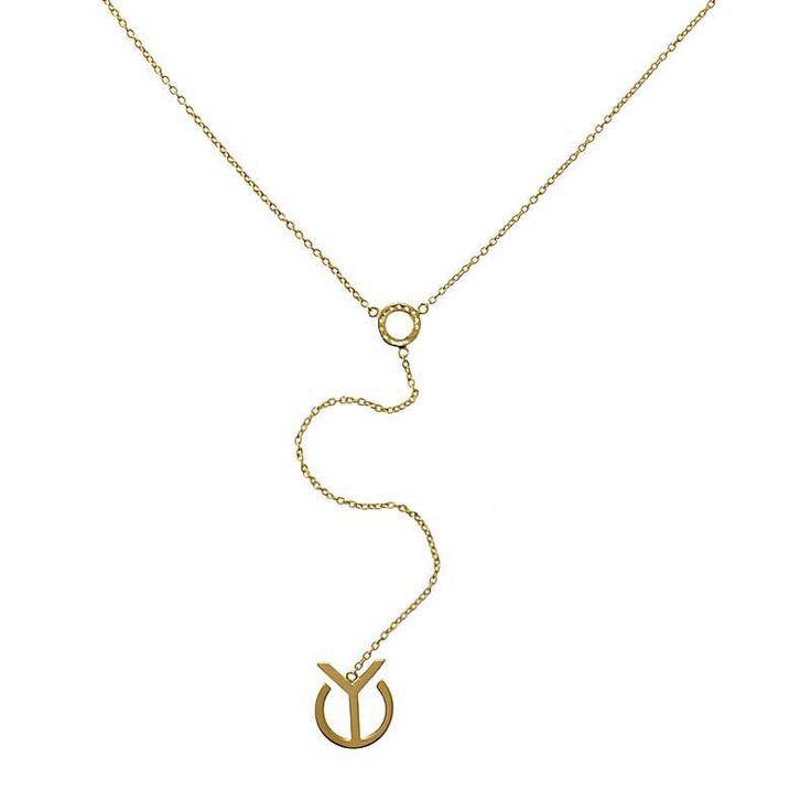YC Jewels by Yolanthe Cabau - YC Signature Karma Necklace - YCJ5013 - YC Jewels