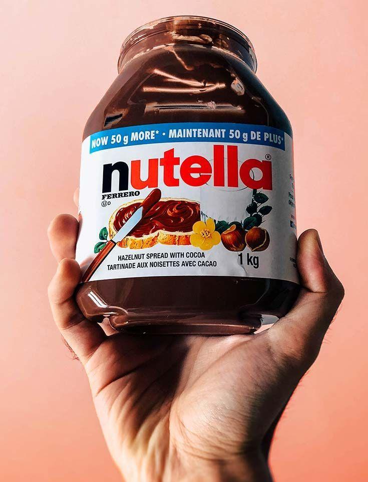 Nutella glasses – 6 cool upcycling ideas   – Basteln & Werkeln – #basteln #COOL …