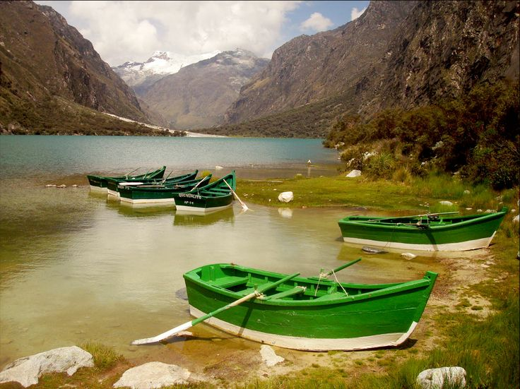 Huaraz, Peru, Lago