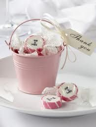 pink wedding favours - Google Search