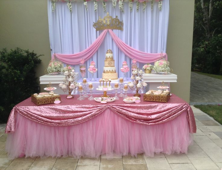 Carolina's baby shower.
