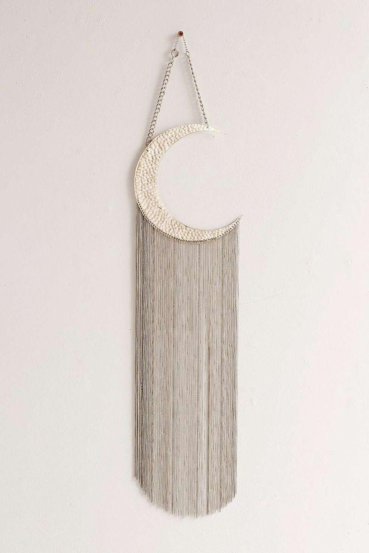 Moon Fringe Wall Hanging £27