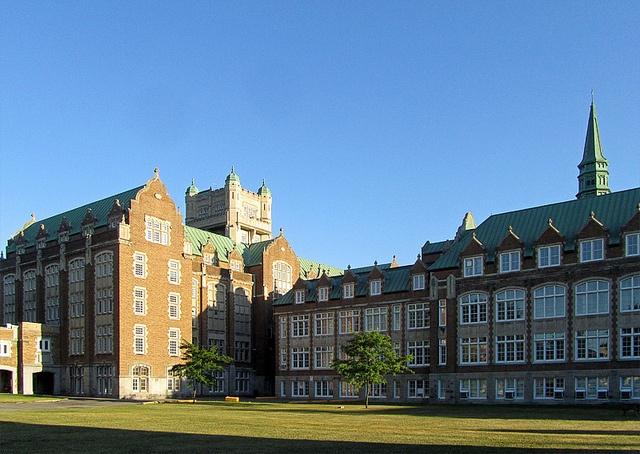 Loyola Campus of Concordia University by mityaguimon, via Flickr