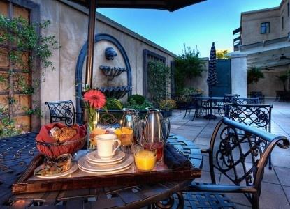 The French Quarter Inn Charleston South Carolina Jetsetter