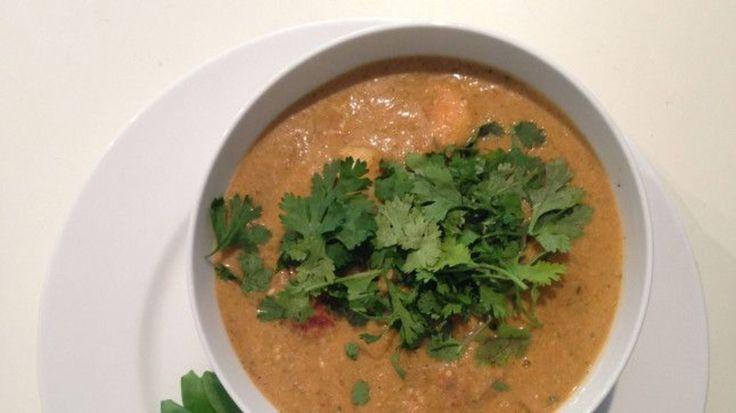 RECIPE: Lean in 15 Prawn Cashew Curry