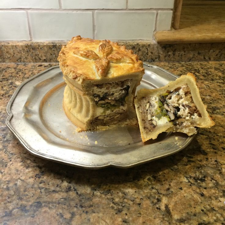 I first got the idea for this recipe from Paul Hollywood's hand-raised Boxing Day pie, which you can see here. The game pie mould is a thing of beauty in itself, but the pies it produces look outst...