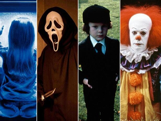 what three essential horror films would you take with you to a desert island - Halloween Scary Movies