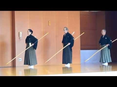 Hitotsu mato sharei : Akiyama Terumi Sensei, Hanshi 8e Dan, Hayashi Fumio Sensei, Hanshi 8e Dan Shibata Takeshi Sensei, Hanshi 8e Dan 范士八段秋山照美先生, 范士八段林文夫先生, 範士八段柴田猛先生.