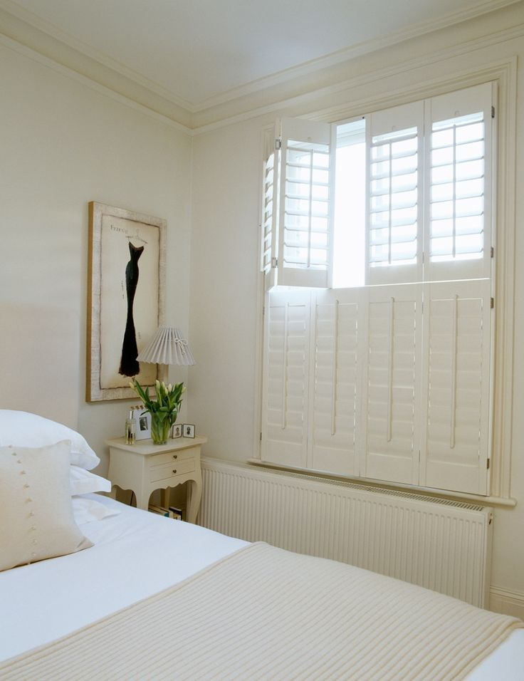Tier on tier shutters   Window Shutters :: The New England Shutter Company Love these shutters! Light and privacy combined!