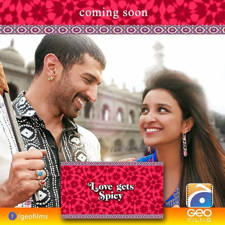 Love gets Spicy Fans are you ready for spicy cultures of Hyderabad and  Lucknow ? #