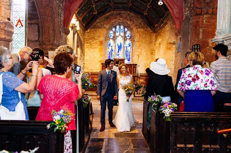 Wedding Flowers by In Bloom Devon