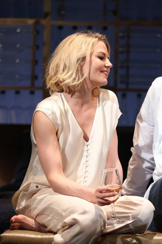 "Jennifer Morrison -Broadway play ""The End of Longing"