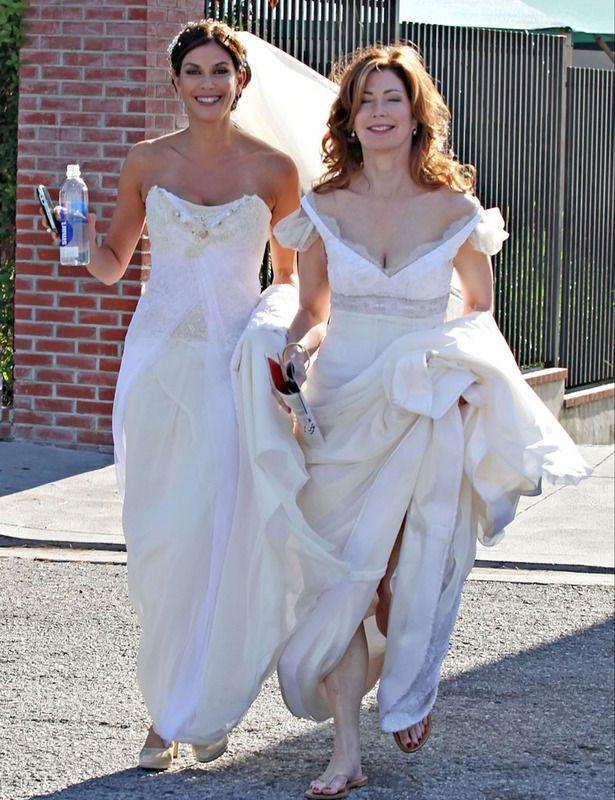 Guerra de novias Vestidos de películas Novias