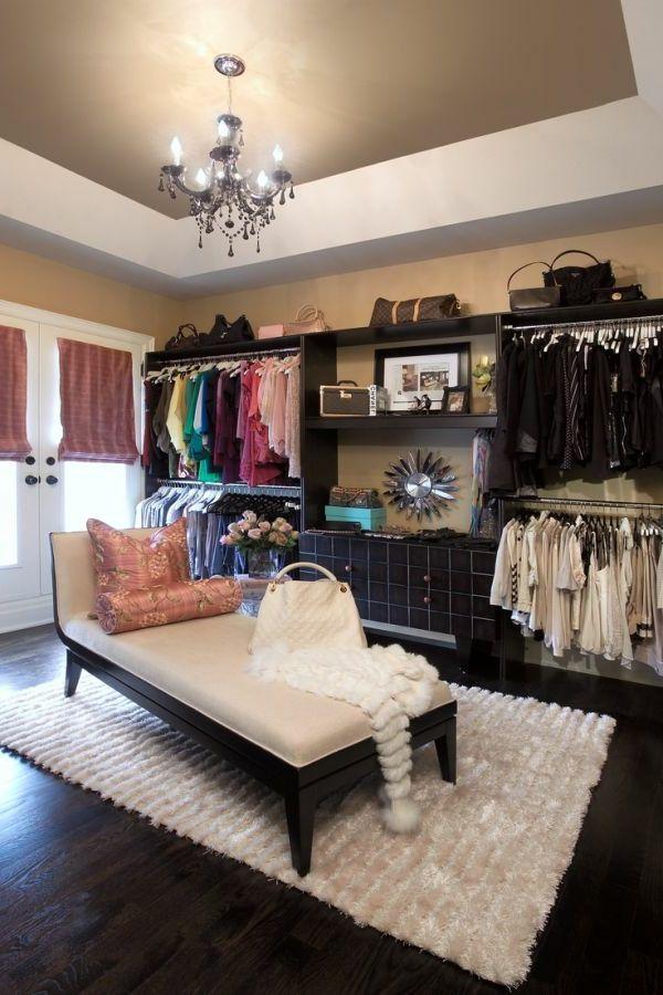 94 besten Begehbaren Kleiderschrank Bilder auf Pinterest - begehbarer kleiderschrank kleines schlafzimmer
