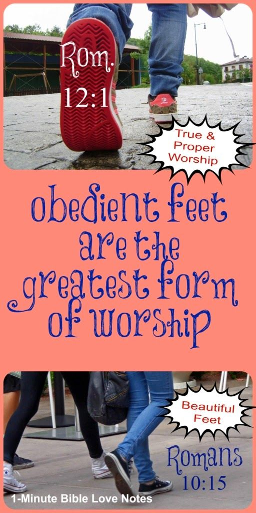"""""""I urge you, brothers and sisters, in view of God's mercy, to offer your bodies as a living sacrifice, holy and pleasing to God—this is your true and proper worship."""" Romans 12:1 ~ Click image and when it enlarges, click again to read this 1-minute devotion."""