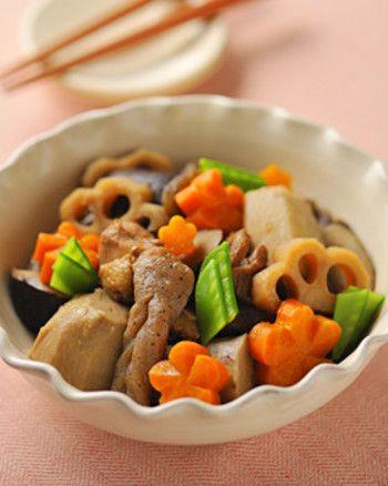 ほっこりするよね。押さえておきたい煮物料理のレシピ集 | キナリノ 筑前煮
