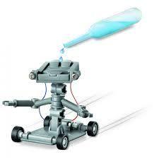 Salt-Powered Robot (Green Science)