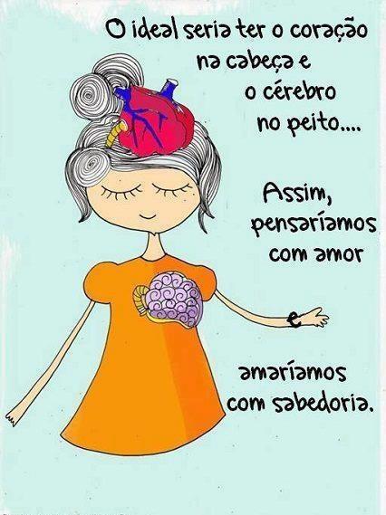 Amor e Sabedoria...