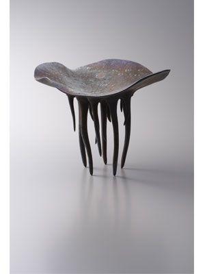 國方善博 展 -黒い陶 Moon Trip- Kunikata Yoshihiro Exhibition